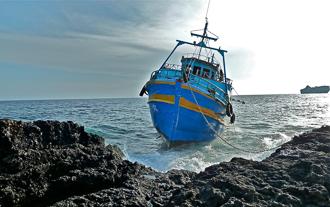 Ein Morgen vor Lampedusa