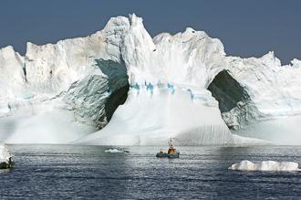 Multivisionsshow Grönland